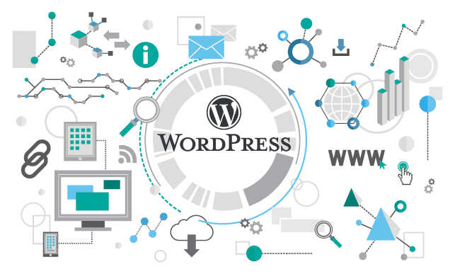 Realizzazione siti con Wordpress.
