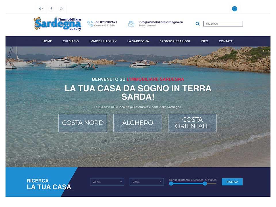 immobiliaresardegna.eu sito web
