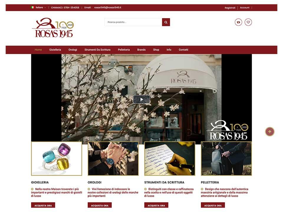 rosas1945.it sito web