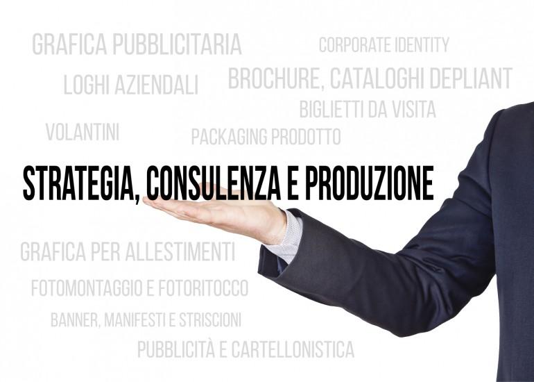 Strategia, Consulenza e Produzione